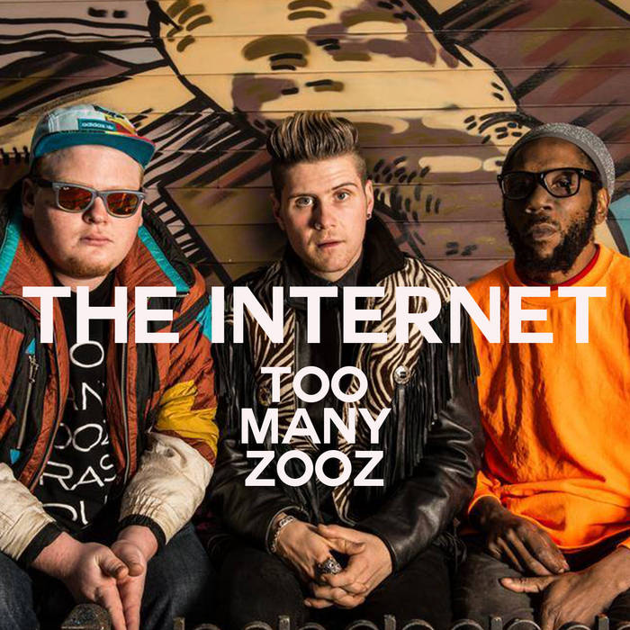 The Internet EP cover art