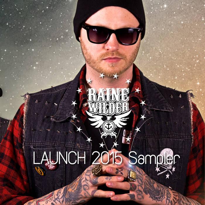 LAUNCH 2015 Sampler cover art