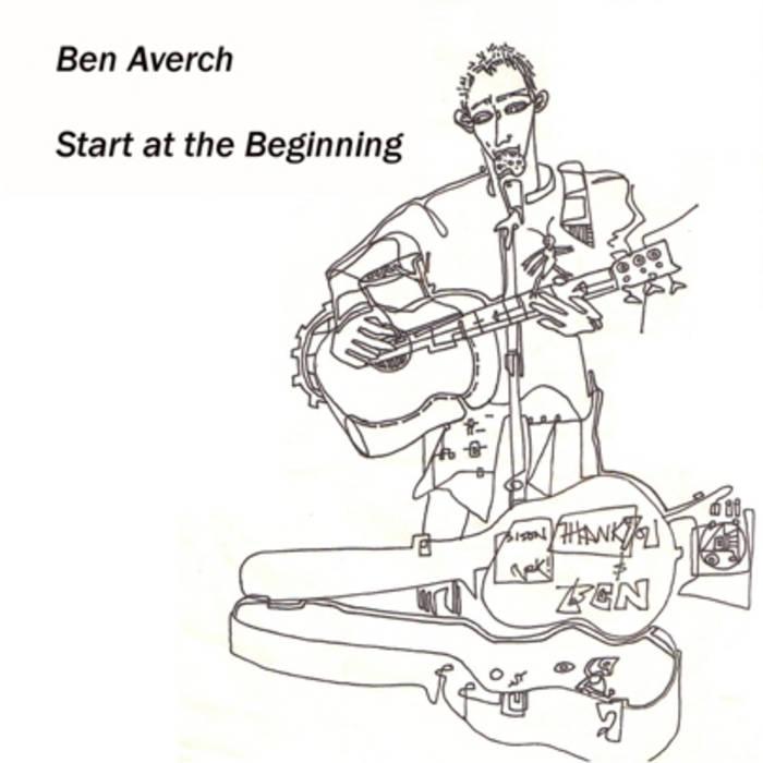 Start at the Beginning cover art