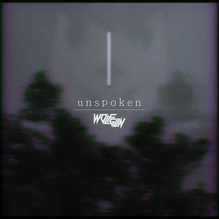 UNSPOKEN cover art