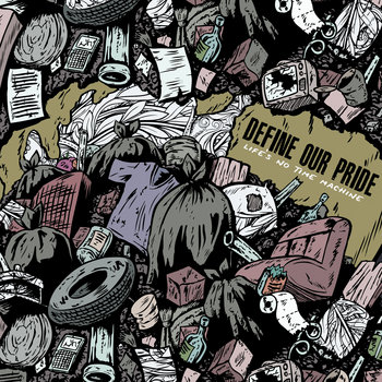 Life's No Time Machine EP cover art