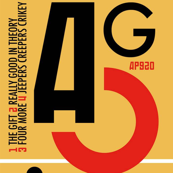 avant gardeners cover art