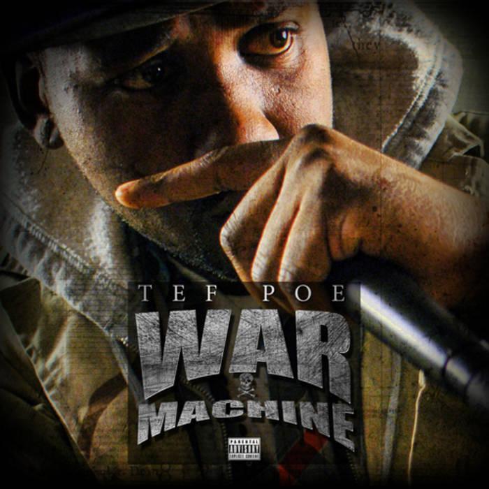 War Machine cover art