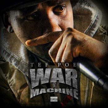 War Machine cover art