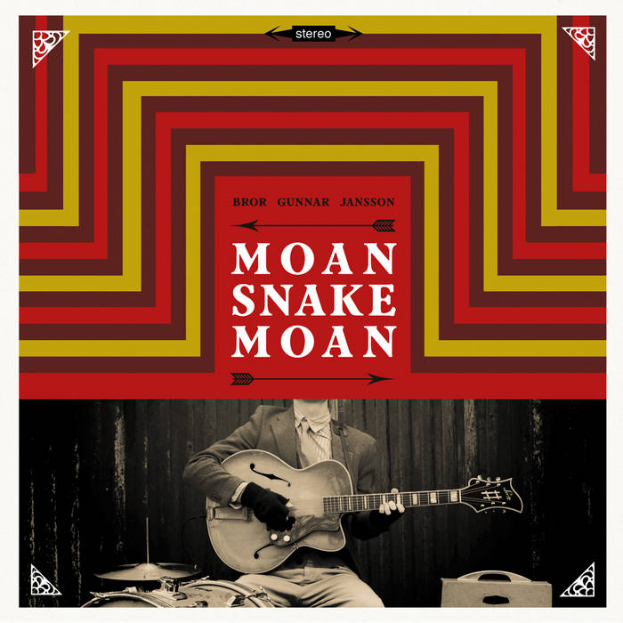 Moan Snake Moan cover art
