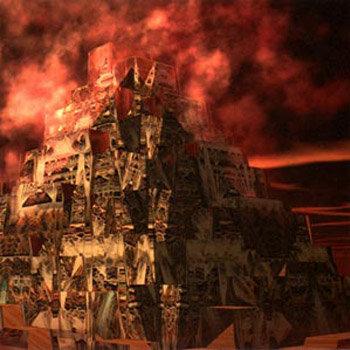 Burning the Hard City cover art