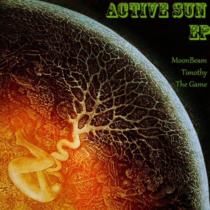 Active Sun EP cover art
