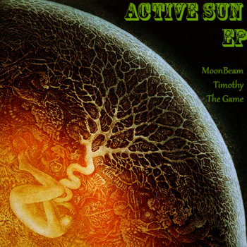 Active Sun EP cover art