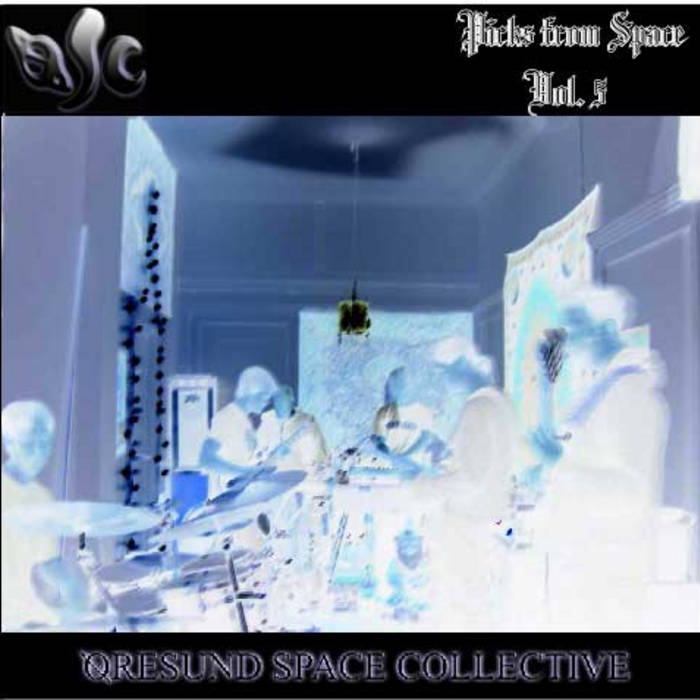 Picks from Space Vol 5 cover art