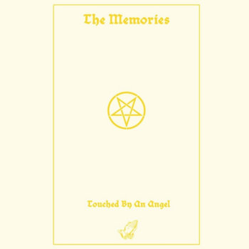 "THE MEMORIES - ""Touched By an Angel"" (LP) [translucent vinyl] -edition of 50-"
