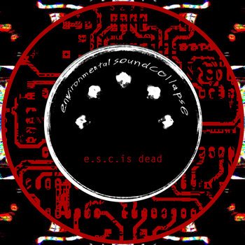 e.s.c. is dead cover art