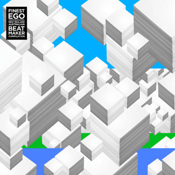 Finest Ego | New Zealand / Australian Beatmaker Compilation cover art