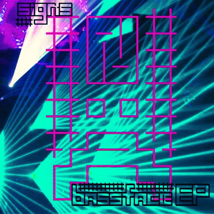 bassface EP cover art