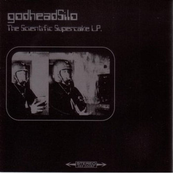The Scientific Supercake L.P. cover art