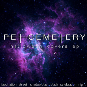 halloween covers ep cover art