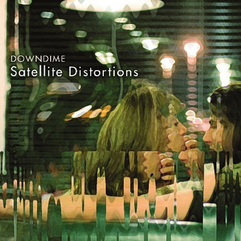 Satellite Distortions EP cover art