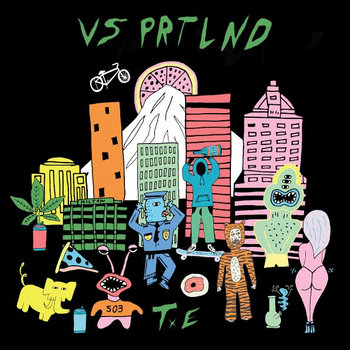 Vs PRTLND cover art