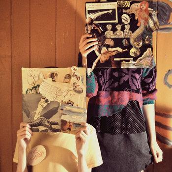 the ocean/field/dream tilt-a-whirl tape machine cover art