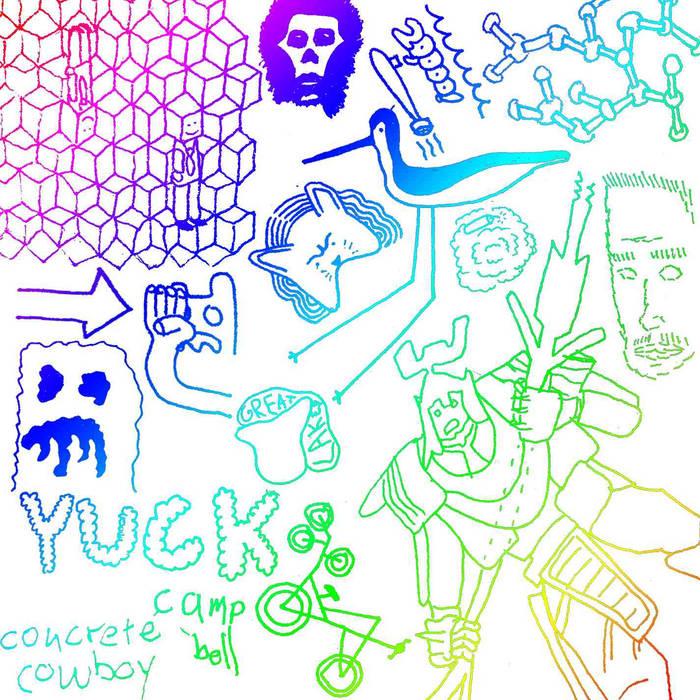 Cowboy Concréte cover art