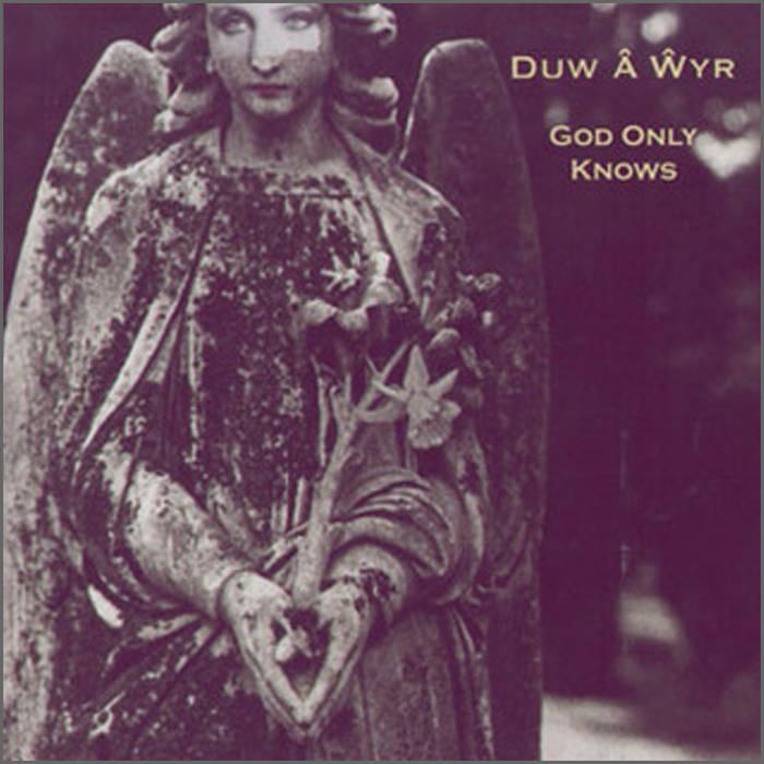DUW A WYR cover art