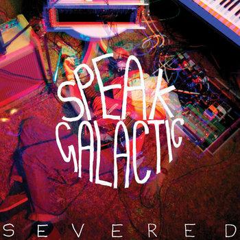 Severed cover art