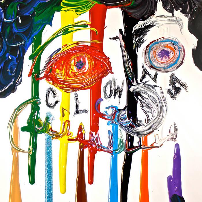 Clowns cover art