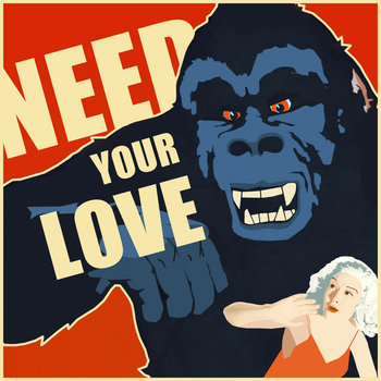 Need Your Love cover art