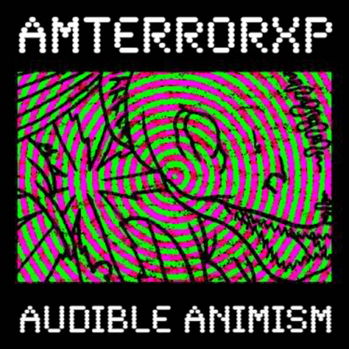 Audible Animism cover art