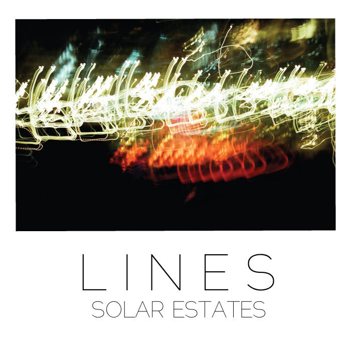 Lines EP cover art