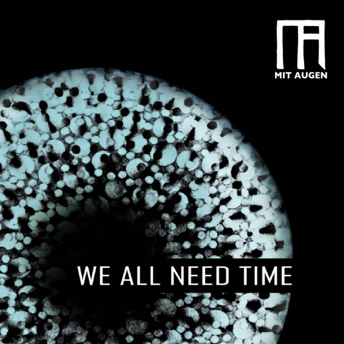 We all need time cover art