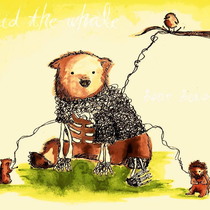 Bear Bones EP cover art