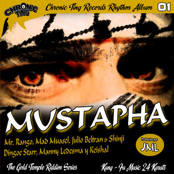 Mustapha Riddim cover art