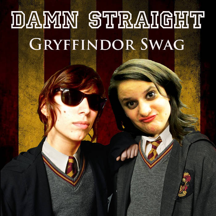 Gryffindor Swag cover art