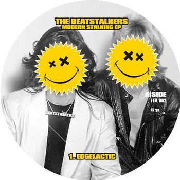 Modern Stalking EP cover art