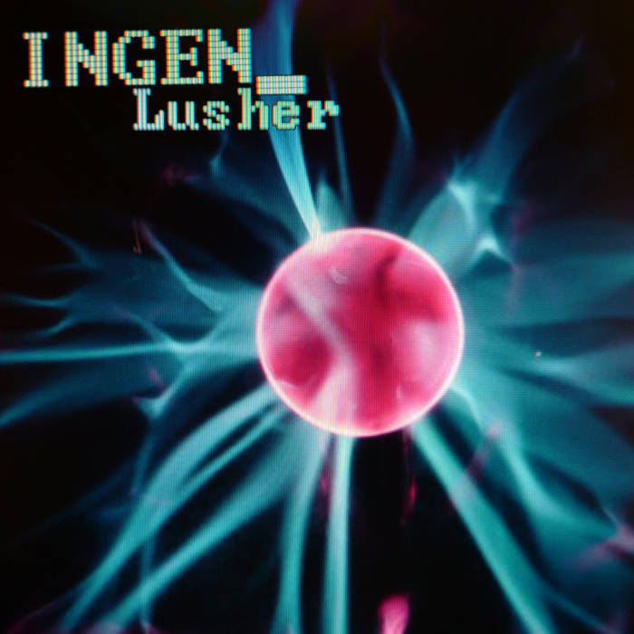 Lusher cover art