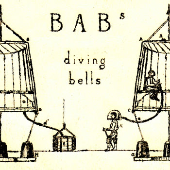 DIVING BELLS cover art