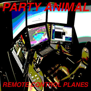 Remote Control Planes cover art
