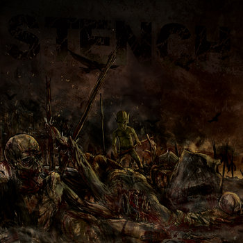 STENCH cover art