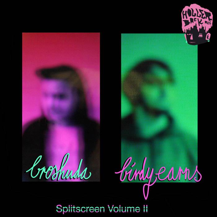 SplitScreen EP Vol. 2 cover art