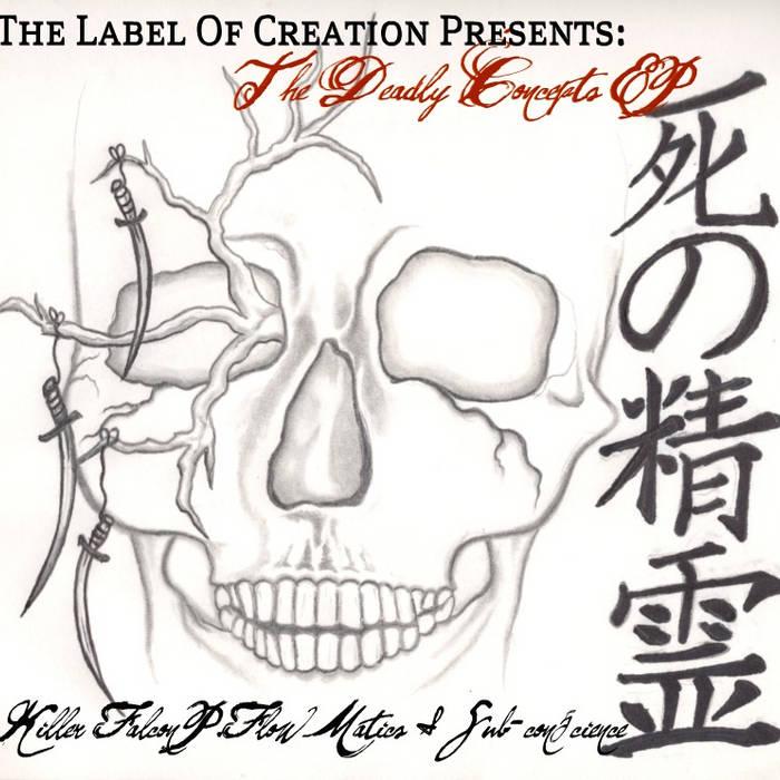 Killer Falcon, P Flow Matics & Sub-Con5cience - The Deadly Concepts EP (2011) cover art