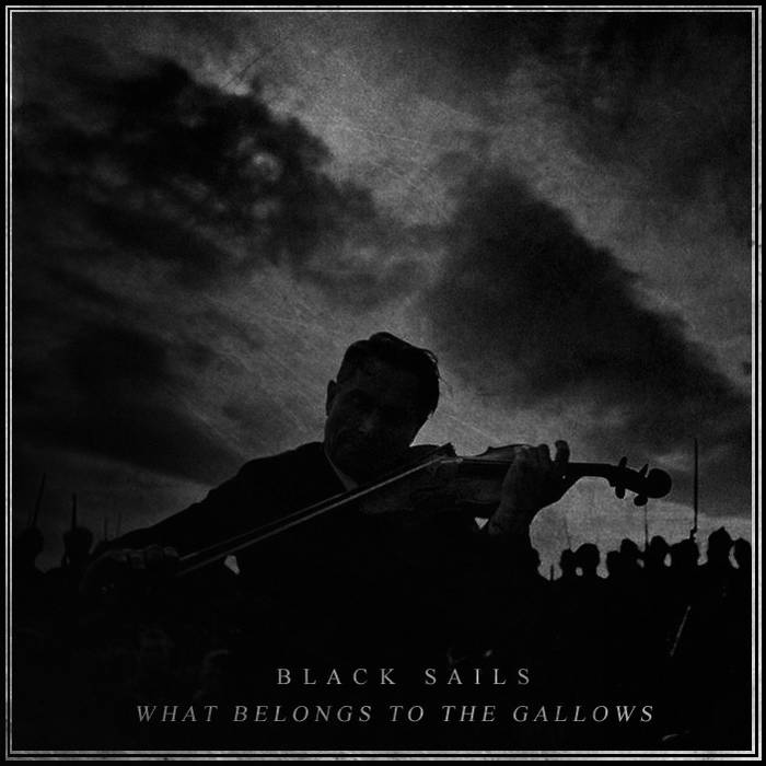 what belongs to the gallows cover art