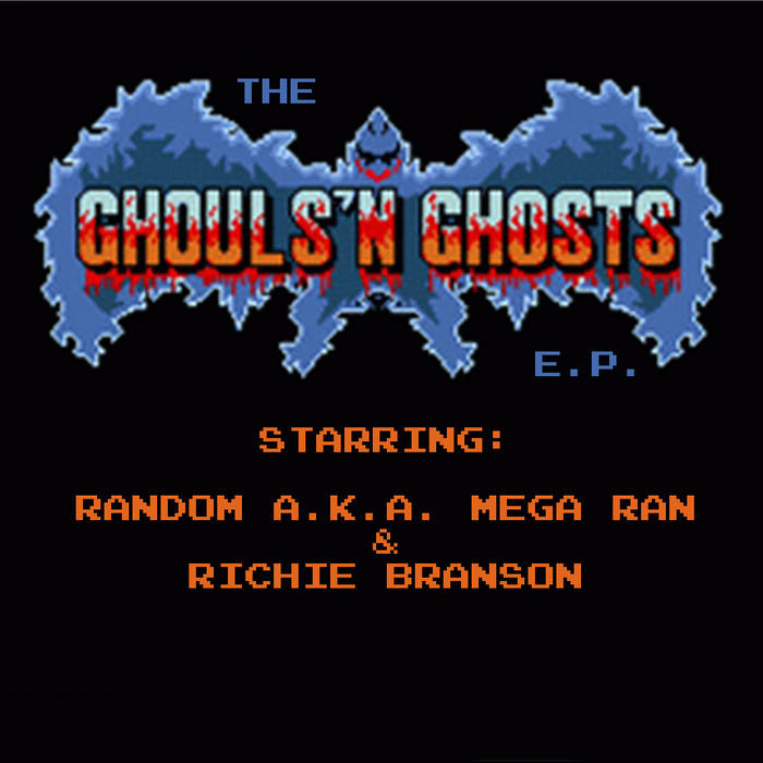 The Ghouls 'n Ghosts EP cover art