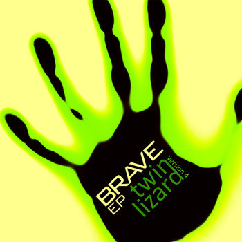 Brave EP (2013) cover art