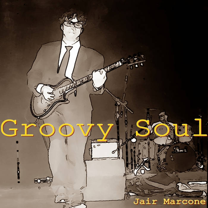 Groovy Soul cover art