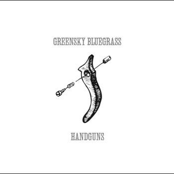 Handguns EP cover art