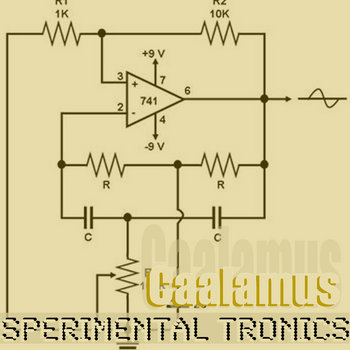 SperimentalTronics cover art