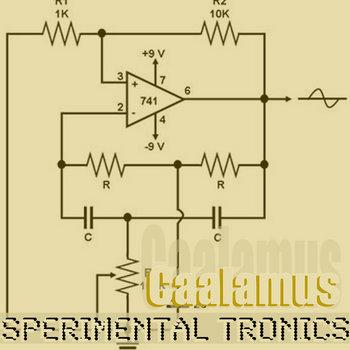 SperimentalTronics cover art