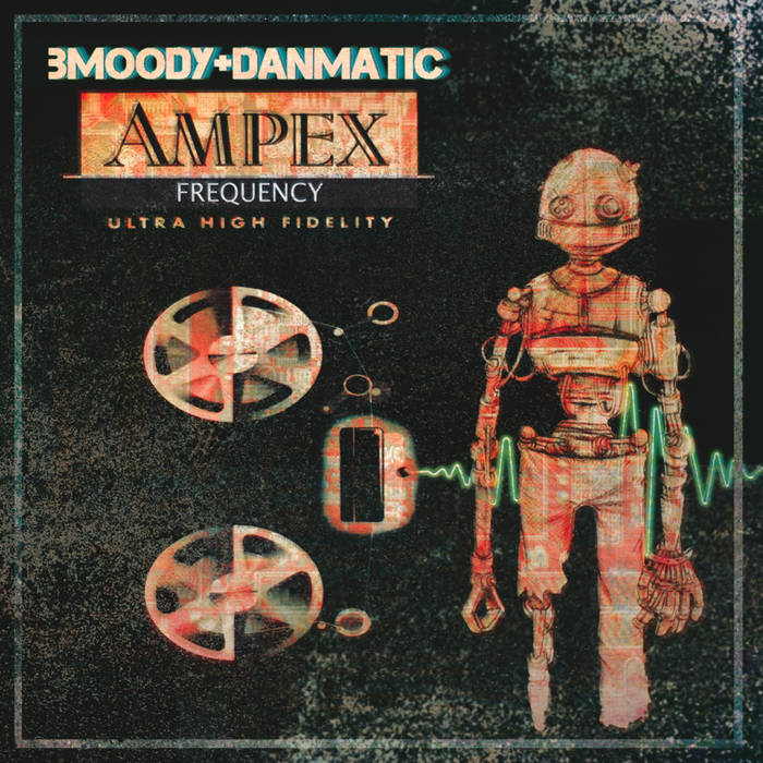 Ampex Frequency EP cover art