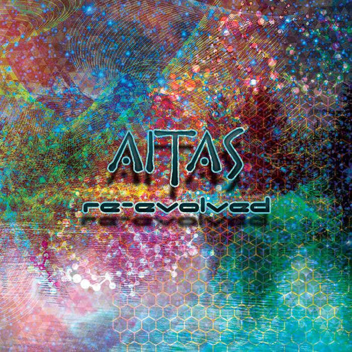Re-Evolved cover art