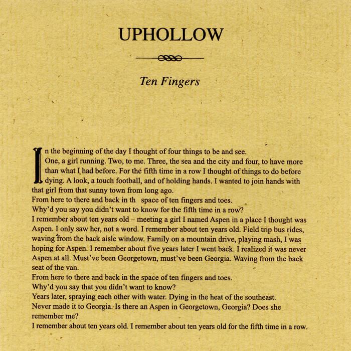 Ten Fingers cover art